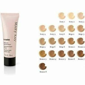 Mary Kay TimeWise Matte-Wear Foundation, Ivory 5